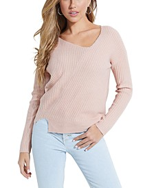 Alivia Asymmetric Sweater