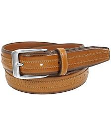 Boselli Dress Casual Leather Belt