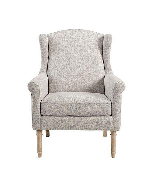 Martha Stewart Collection Martha Stewart Jaxx Accent Chair