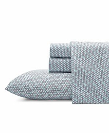 Trina Turk Optic Dot Queen Sheet Set