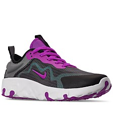 Nike Big Girls Renew Lucent Running Sneakers from Finish Line