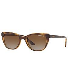 Eyewear Polarized Sunglasses, VO5293S 53