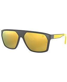 Polarized Sunglasses, RB4309M 61 FERRARI