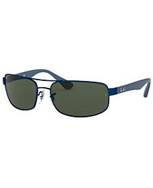 Sunglasses, RB3445 61