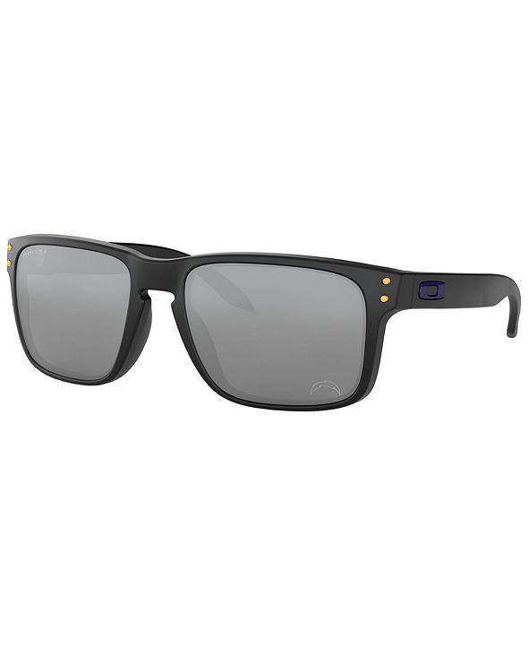 Oakley NFL Collection Sunglasses, Los Angeles Chargers OO9102 55 HOLBROOK