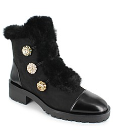 Izzy Faux Fur Lined Boots