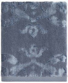 "CLOSEOUT! Medallion Jacquard 16"" x 28"" Hand Towel"