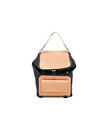 Like Dreams Boxy Studded Backpack