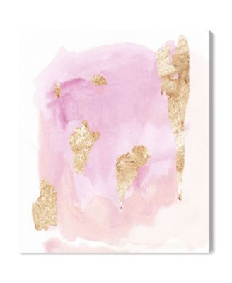 Pink Wednesdays Canvas Art, 20