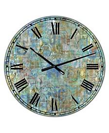 """Mind Blown Large Modern Wall Clock - 38"""" x 38"""" x 1"""""""