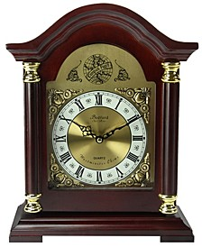 Clock Collection Mantel Clock with Chimes