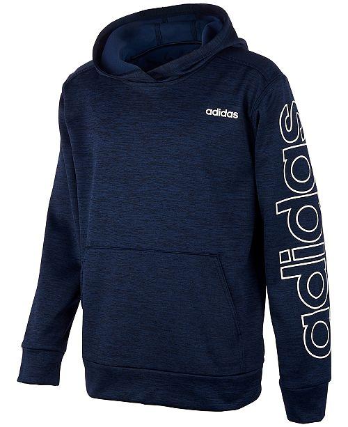 adidas fleece sweater