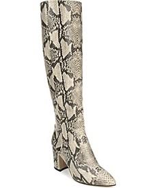 Hai Knee-High Block-Heel Boots
