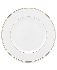 Federal Gold Dinner Plate