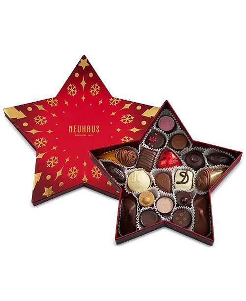 Neuhaus 12-Pc. Star-Shaped Gift Box