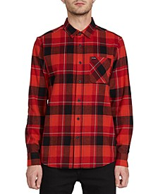 Men's Caden Flannel Plaid Shirt