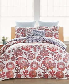 Angelina 3 Piece Queen Comforter Set