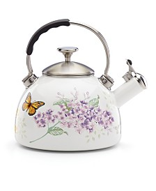 Lenox Butterfly Meadow Kitchen Tea Kettle, Created for Macy's