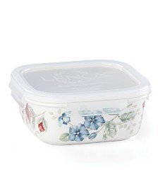 Lenox Butterfly Meadow Kitchen Square Store & Serve, Created for Macy's