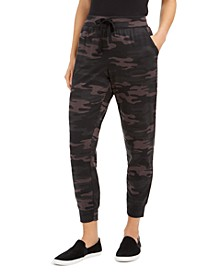 Camo-Print Joggers, Created for Macy's