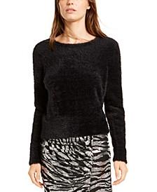 Eyelash-Finish Sweater, Created for Macy's
