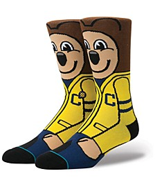 California Golden Bears Mascot Sock
