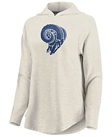 Women's Los Angeles Rams French Terry Pullover
