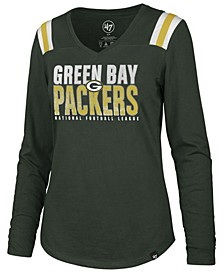 Women's Green Bay Packers Flash Long Sleeve T-Shirt
