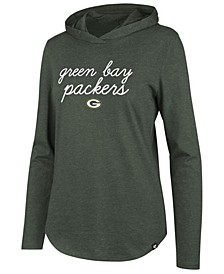 Women's Green Bay Packers Script PO Hoodie
