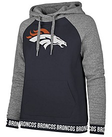Women's Denver Broncos Revolve Hooded Sweatshirt