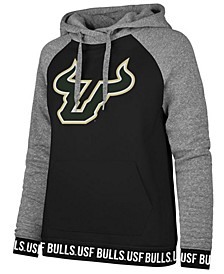Women's South Florida Bulls Encore Revolve Hooded Sweatshirt