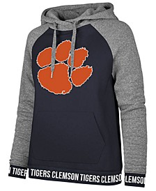 Women's Clemson Tigers Encore Revolve Hooded Sweatshirt