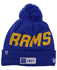 Los Angeles Rams Road Sport Knit Hat