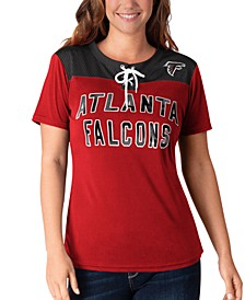 Women's Atlanta Falcons Wildcard Jersey T-Shirt
