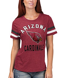 Women's Arizona Cardinals Extra Point T-Shirt