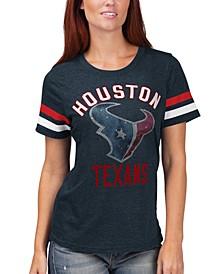 Women's Houston Texans Extra Point T-Shirt