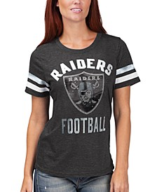 Women's Oakland Raiders Extra Point T-Shirt