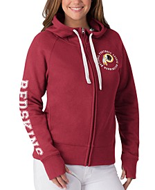 Women's Washington Redskins Fanfare Hoodie