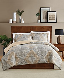 CLOSEOUT! Laura 2-Pc. Twin Comforter Mini Set, Created for Macy's