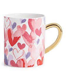 Heart Motif Mug, Created For Macy's