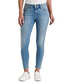 Ava Super Skinny Ankle Jeans