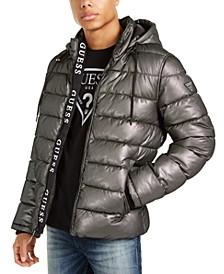Men's Mesh Puffer Jacket