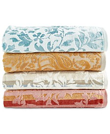 CLOSEOUT! Prints Mix and Match Cotton Bath Towel Collection