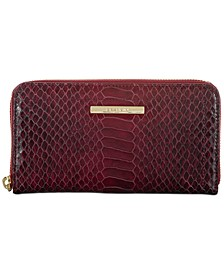 Suri Rosehip Leather Wallet