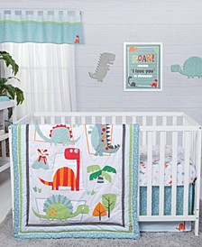 Dinosaur Roar Nursery Collection