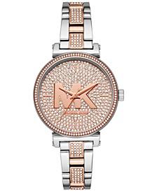 Women's Sofie Two-Tone Stainless Steel Bracelet Watch 36mm