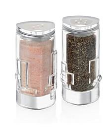 Revere Glass Salt and Pepper Shaker Set of 2