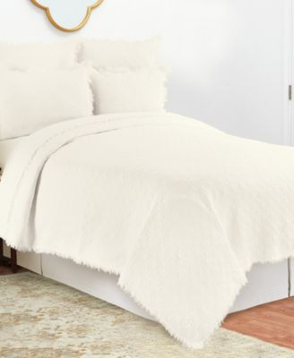 C F Home Trellis Twin Quilt Set