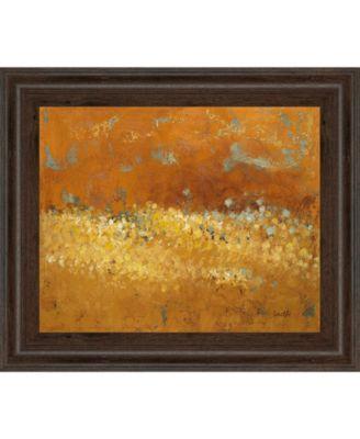 "Flower Fields II by Lanie Loreth Framed Print Wall Art, 22"" x 26"""