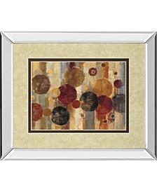 """Pendulum by Sylvia Vassileva Mirror Framed Print Wall Art, 34"""" x 40"""""""